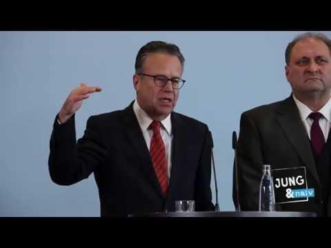 de Maizière & Frank-Jürgen Weise über Flüchtlinge & Fachkräfte