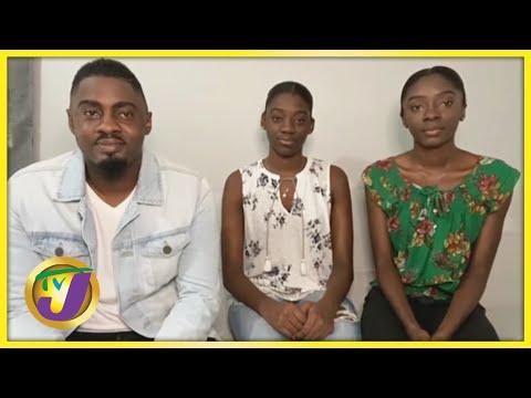 Jermaine Edwards & Daughters Build Furniture Empire   TVJ Smile Jamaica