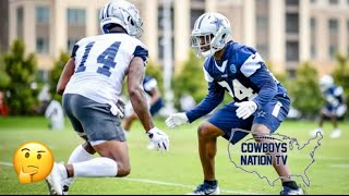 Cowboys 2018 Secondary Battle| Who's In? Who's Out?