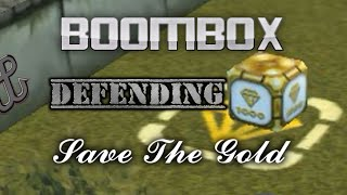 Tanki Online - Save The Gold #3 - Defending in Boombox | The_Apeiron