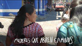 Mujeres Que Abren Caminos: Olga Umul Xovin