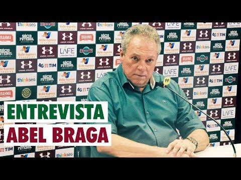 FluTV - Fluminense 3 x 0 Botafogo - Coletiva - Abel Braga