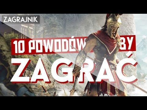 10 POWODÓW, by zagrać - Assasin's Creed: Odyssey
