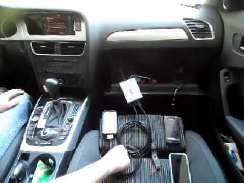 Audi AMI MMI 2G... Iphone 2g Box