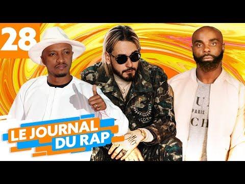 JDR #28 : Kaaris est énervé, les ventes de SCH, Soprano feat Niska, Siboy, Alonzo, Kery James...