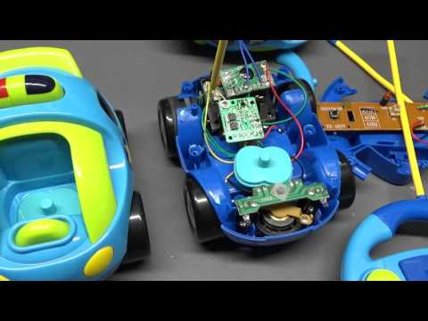 How to Change R/C Car Frequency