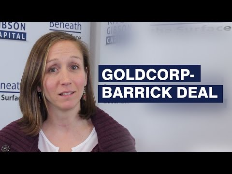 Gwen Preston: Goldcorp-Barrick Deal Spells Great Things for Mining Sector