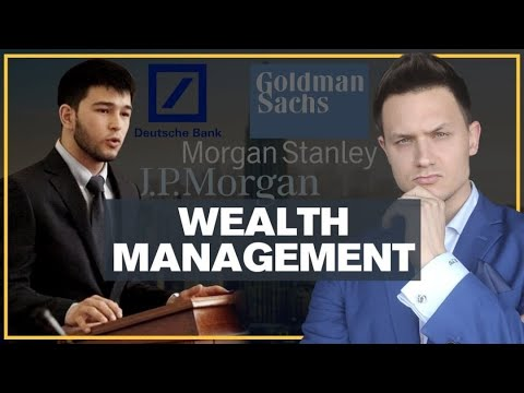 What does a Wealth Management Intern do (at a Bulge Bracket Bank)?