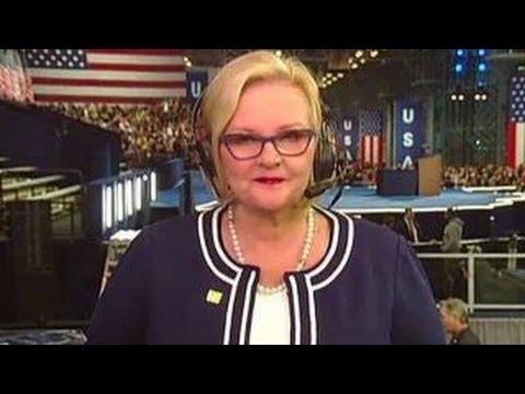 Sen. Claire McCaskill still confident Clinton will win