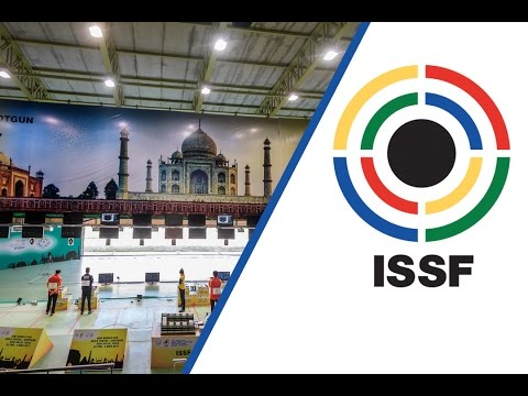 Highlights - 2017 ISSF World Cup Stage 1 in New Delhi (IND)