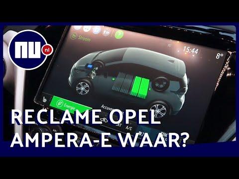 Kan Deze Elektrische Opel Van Amsterdam Naar Maastricht En Terug? | NU.nl