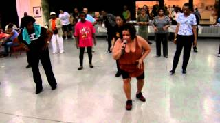 T N T - 2013 UCS AWARD Winning dance taught in Harlem NY By Monica of Atlantic City,NJ .MP4
