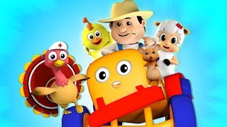 Farmer in the Dell   Nursery Rhymes for Children   Baby Songs