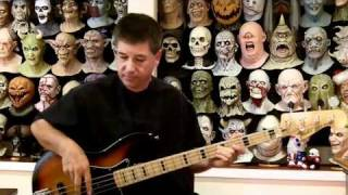 Stick It Out Bass Cover