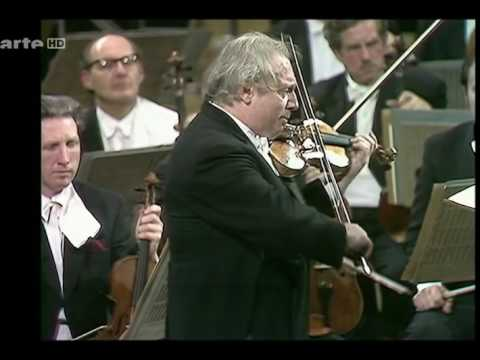 Isaac Stern - Sibelius Violin Concerto in D minor