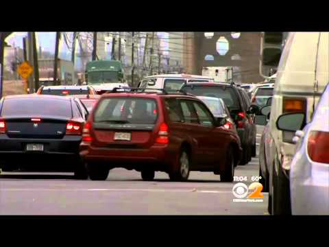 Pulaski Skyway Renovation Expected To Bring Major Congestion To North Jersey Roads