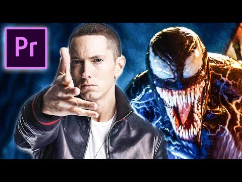 FACE DISTORTION (Eminem 'VENOM') in Premiere Pro
