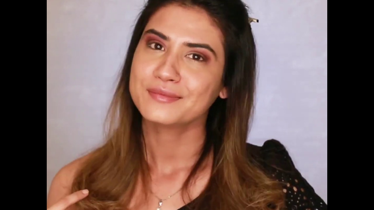 [VIDEO] - Night Out Look by (Professional Makeup Artist Sanober Yasir) 5