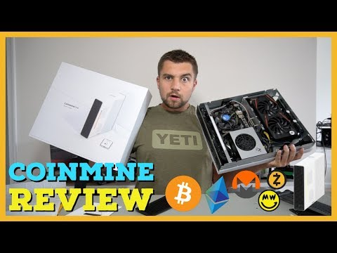 Buying A $800 Pre-built Bitcoin Cryptocurrency Mining Rig? Coinmine One Review