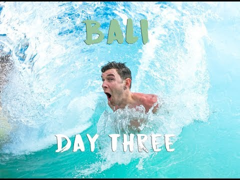 The BIGGEST waves in Bali