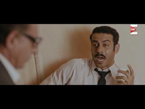مسلسل الجماعة 2 - -الهضيبي- مرشد جماعة الإخوان يتبرأ من الجماعة ويتهم سيد قطب أمام النيابة