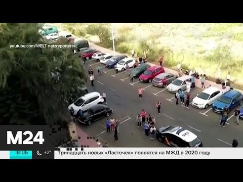 Минимум двое россиян находятся в закрытом на карантин отеле на Тенерифе - Москва 24