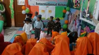 hum chote chote bache hain (Humming Bird International Play School)