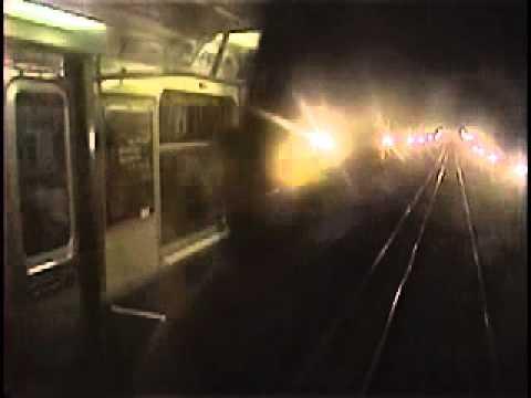 Project Jenny, Project Jan --- Train Track