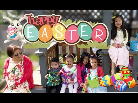 THE HILARIOUS EASTER EGG HUNT OF 2019! - itsjudyslife