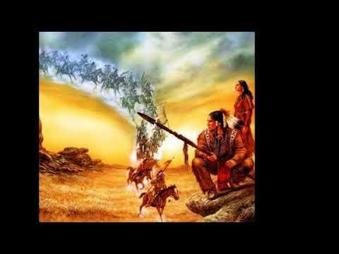 Hashim the Dream - Lakota Cheyenne Comanche Apache