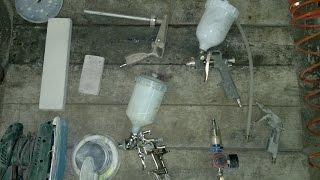 видео Материалы для ремонта бампера и необходимое оборудование