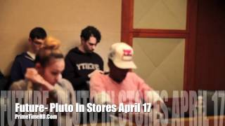 Future Listening Session @ Epic Records