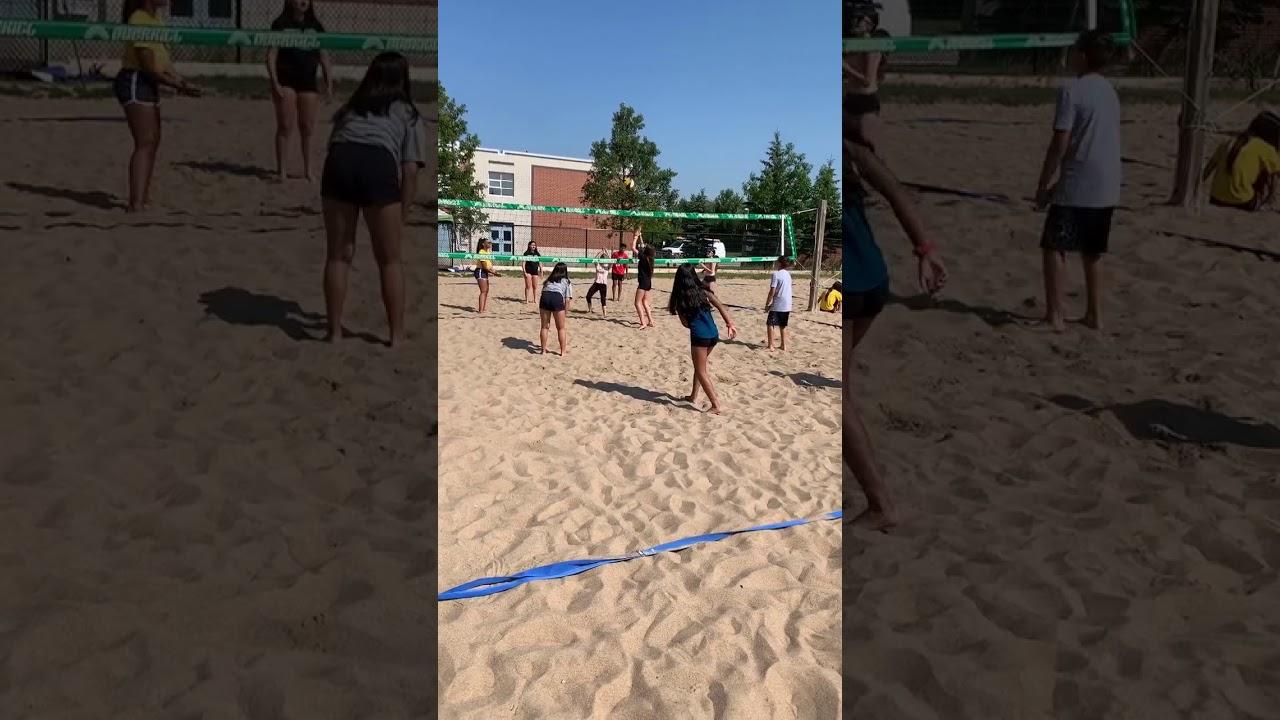 Pakmen Beach Volleyball Youtube