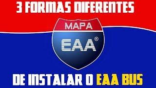 COMO INSTALAR O MAPA EAA BUS - 3 FORMAS DEFINITIVAS - ETS2