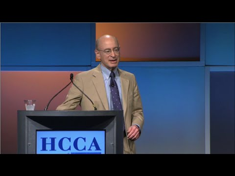 Daniel R. Levinson's Keynote Address at the 2015 HCCA Compliance Institute