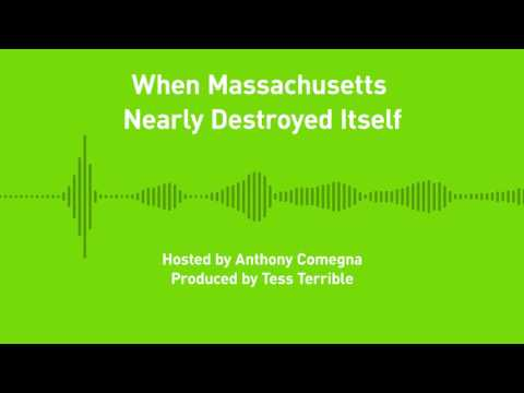 Liberty Chronicles, Episode 13; When Massachusetts Nearly Destroyed Itself