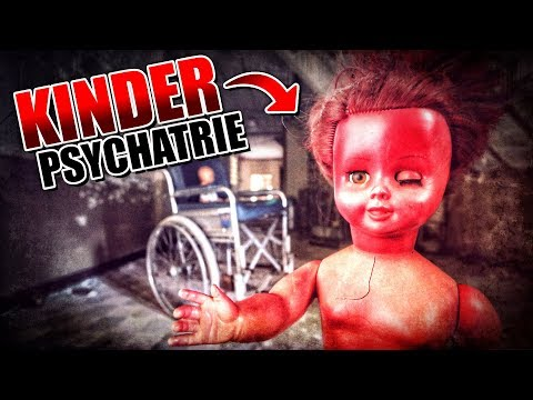 VERLASSENE Kinder PSYCHATRIE mit Drogen - Krankenhaus LOST PLACES | Fritz Meinecke
