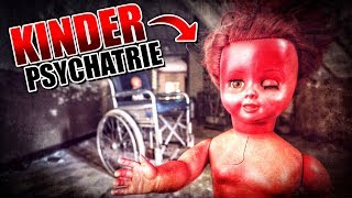 VERLASSENE Kinder PSYCHATRIE - Krankenhaus LOST PLACES | Fritz Meinecke