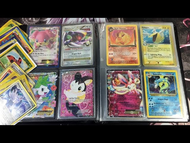 BOUGHT AN ENTIRE RARE POKEMON COLLECTION FOR ONLY $20?!