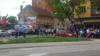 Armada slavi usred Zagreba