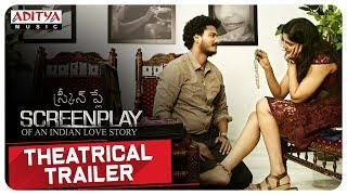Screenplay Theatrical Trailer | Pragathi Yadhati, Vikram Shiva, MM Sreelekha