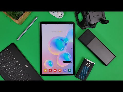 Best Accessories For Samsung Galaxy Tab S6...