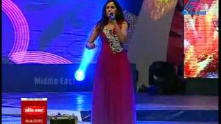 Wada Raha-Shreya Ghoshal On Mathrubhoomi Film Award 2010.flv