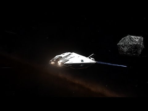 Elite Dangerous bounty hunting with an ASP Explorer