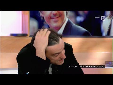 Yvan Attal is back - C à vous - 31/05/2016