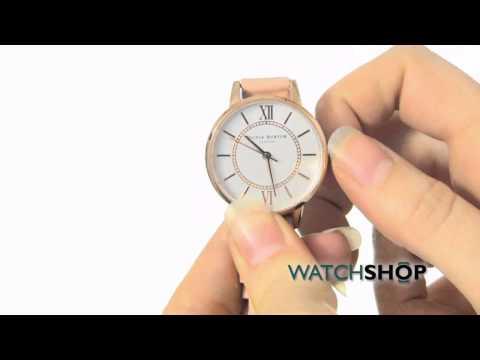 Olivia Burton Ladies' Wonderland Watch (OB15WD28)