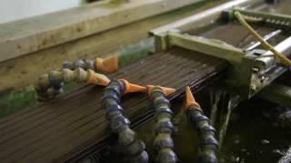 видео древесно полимерный композит
