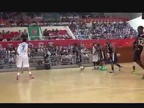 #15 Raymond Jarrett vs Anhui Wenyi (NBL) China