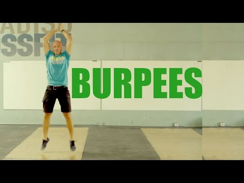 Download HOW TO IMPROVE BURPEES - Paradiso CrossFit Pictures