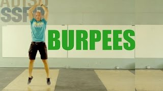 HOW TO IMPROVE BURPEES - Paradiso CrossFit